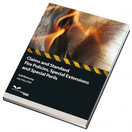 Claims and Standard Fire Policies, Special Extensions and Special Perils