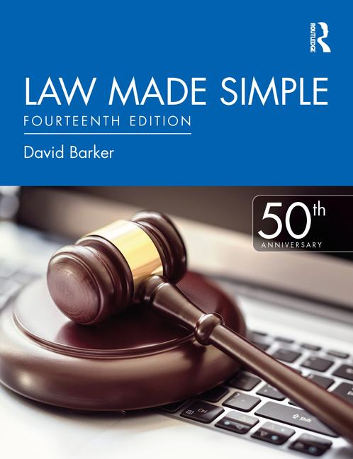Law Made Simple, 14th Edition cover