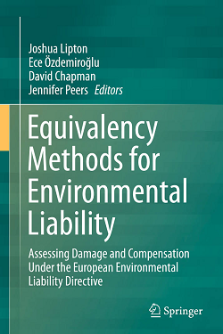 Equivalency Methods for Environmental Liability cover